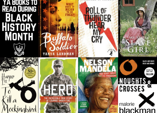YA Books to Read During Black History Month