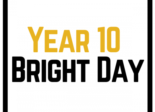 Year 10 Bright Day
